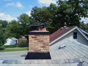 Solon Ohio chimney repair